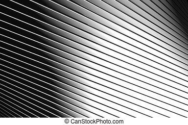 próbka, abstrakcyjny, aluminium, kreska, tło