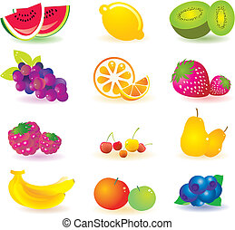 próbka, owoc