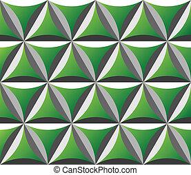 próbka, zielony, seamless