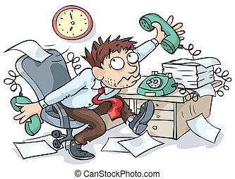 pracownik, biuro