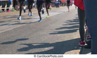 praga, prąd, maraton, pół