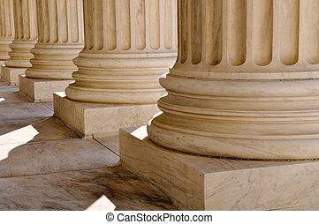 prawo, cour, informacja, stany, kolumny, najwyższy, zjednoczony