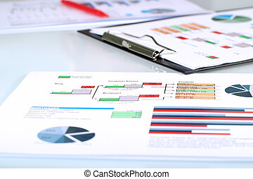 projekt, kierownictwo, finansowy, handlowy, barwny, handel, wykresy, roczny, budżet, wykresy, praca badawcza, tło, planowanie, pojęcia, zameldować, wykształcenie