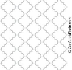 prosty, geometryczny, wektor, seamless, struktura