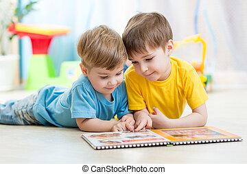 przeczytajcie, książka, dzieciaki, bracia, dom