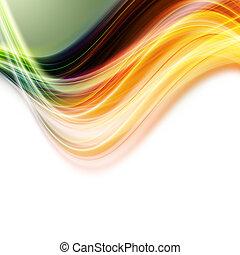 przestrzeń, eco, tekst, abstrakcyjny, elegancki, projektować, tło, twój