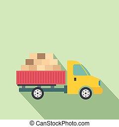 przewóz, wóz, ładunek
