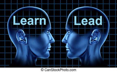 przewodnictwo, trening, handlowy