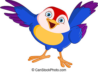 ptak, spoinowanie