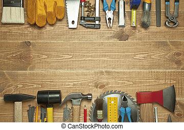 różny, narzędzia