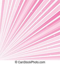 różowy, 10.0, abstrakcyjny, eps, ilustracja, wektor, rstars, tło