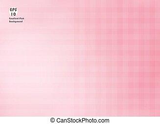 różowy, nachylenie, lekki, farbować tło, kreska