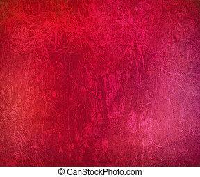 różowy, pasmowy, abstrakcyjny, grunge, tło