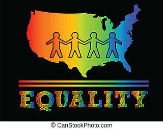 równość