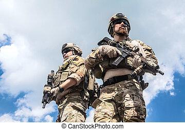 radiopelengatory, armia