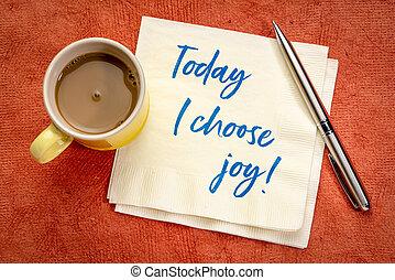 radość, twierdzenie, typować, dzisiaj, dodatni