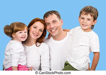 radosny, rodzina