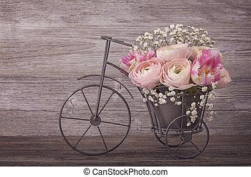 ranunculus, kwiaty