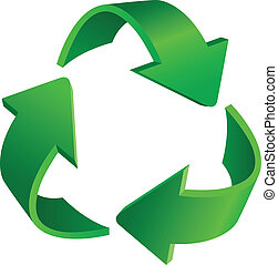 recycling, strzały