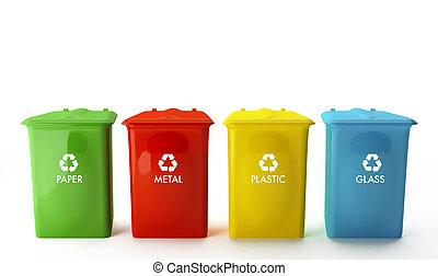 recycling zbiorniki