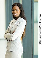 reputacja, biurowy pracownik, amerykanka, afrykanin, zbiorowy