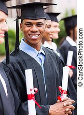 reputacja, classmates, absolwenci, amerykanka, afrykański samczyk