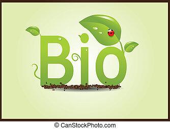 rośliny, bio