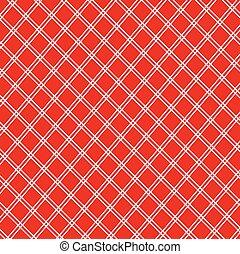 rocznik wina, biały, tablecloth, czerwony