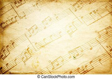 rocznik wina, muzyka