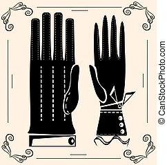 rocznik wina, rękawiczki