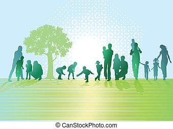 rodzice, dzieci