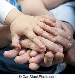 rodzina, siła robocza