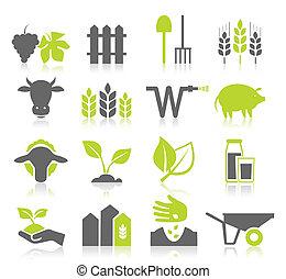 rolnictwo, ikona