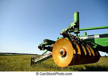 rolnictwo, mechanizm