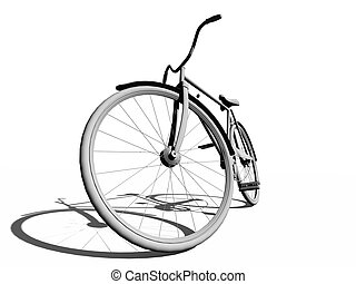 rower, klasyk