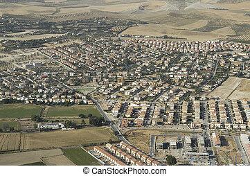 rozwój, mieszkaniowy, antenowy prospekt