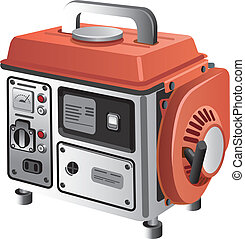 ruchomy, generator