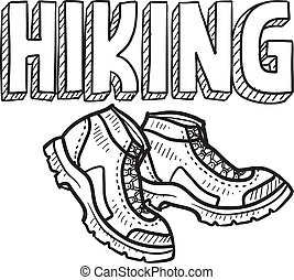 rys, hiking