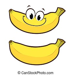 rysunek, banan
