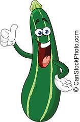 rysunek, zucchini