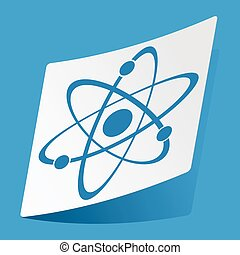 rzeźnik, atom