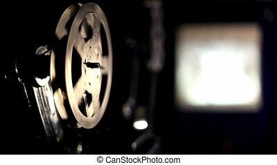 rzutnik, film