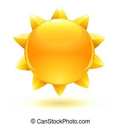 słońce, lato
