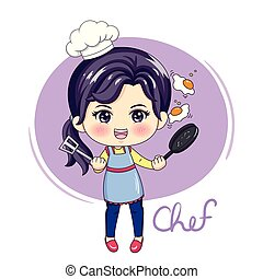 samica, 3, mistrz kucharski