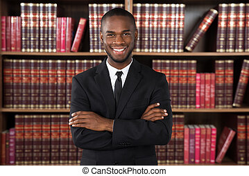 samiec, biuro, prawnik
