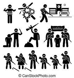 samobójstwo, terroryzm, bombowiec, terrorysta