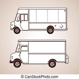 samochody dostawy
