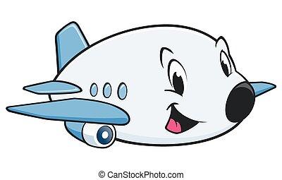 samolot, rysunek