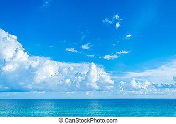 seascape., piękny