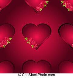 serca, seamless, struktura